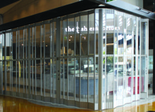 Mikado Commercial Folding Door