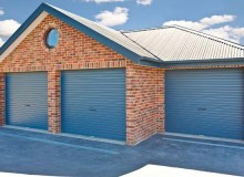 Roll-A-Door Garage Door 3
