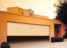 Roll-A-Door Garage Door 4