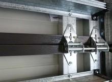 Wind Panel Garage Door Cairns